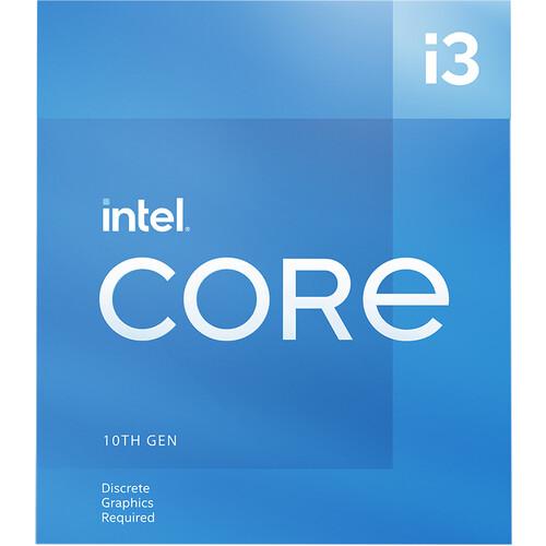 Procesador Intel Core i3-10105F de 3,7 GHz de cuatro núcleos LGA 1200