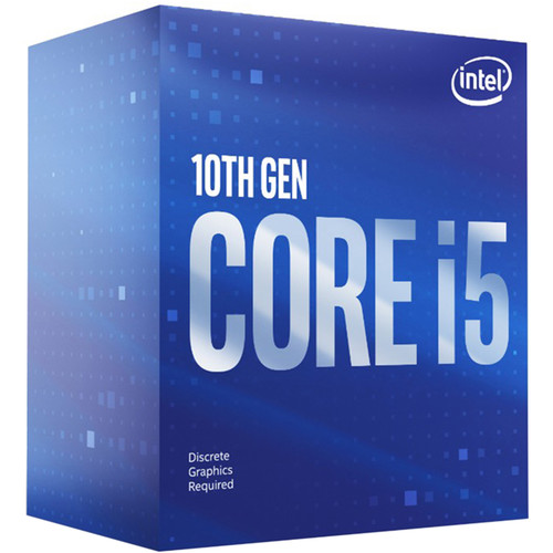 Intel Core i5-10400F 2.9 GHz Six-Core LGA 1200 Processor
