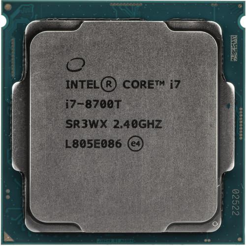 Intel Core i7-8700T 2.4 GHz 6-Core FCLGA 1151 Processor