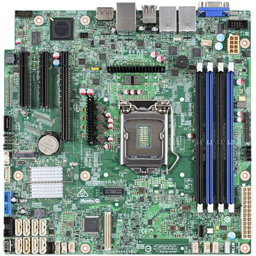 Intel S1200SPL LGA 1151 MicroATX Server Board
