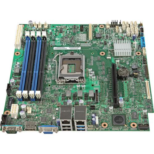 Intel S1200V3RPM Intel Server Motherboard