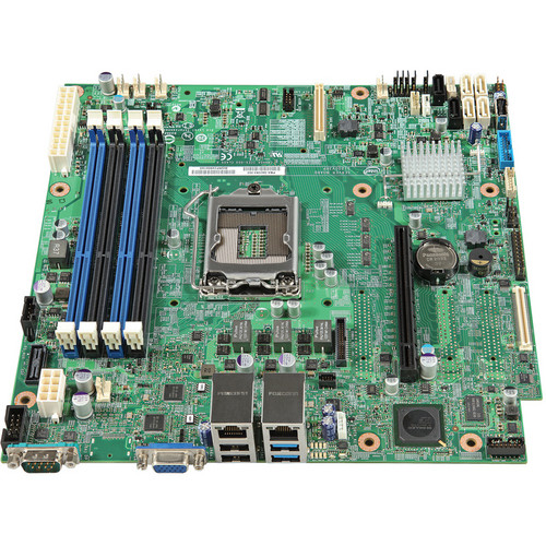 Intel S1200V3RPO Intel Server Motherboard