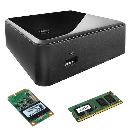 Intel Next Unit of Computing DC3217IYE Kit with 120GB SSD and 4GB RAM