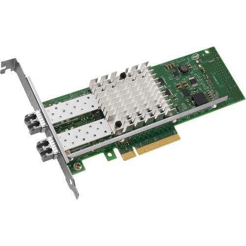 Intel X520-SR2 Dual-Port Ethernet Converged Network Adapter (Retail)
