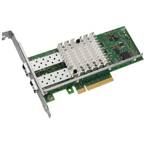 Intel X520-SR2 Dual-Port Ethernet Converged Network Adapter (Bulk)