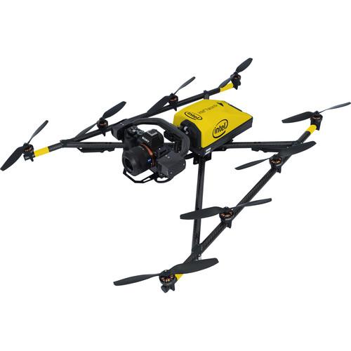 Intel Falcon 8+ Octocopter Drone Bundle