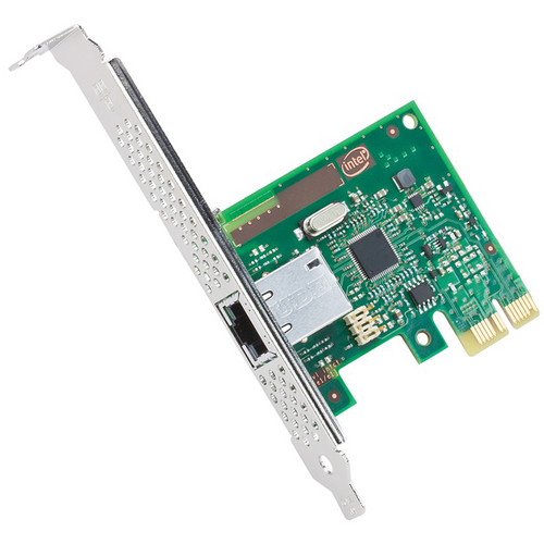 Intel Single-Port Gigabit Ethernet Server Adapter I210 (Single Pack)