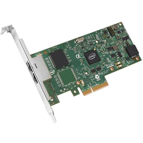 Intel I350T2V2 Dual-Port PCIe Gigabit Ethernet Server Adapter