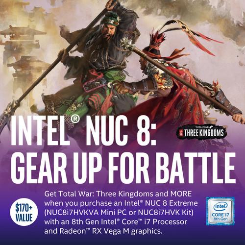 Intel NUC Holiday Burst Bundle
