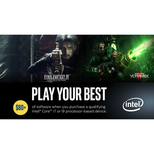 Intel Play Your Best Bundle