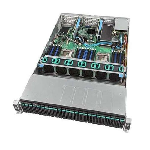 Intel R2224WTTYSR Server System (2 RU)