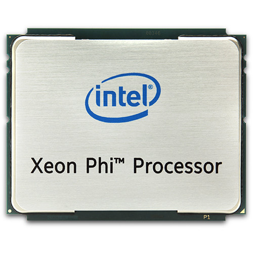 Intel Xeon Phi 7120P 1.238 GHz 61-Core PCI Express Coprocessor