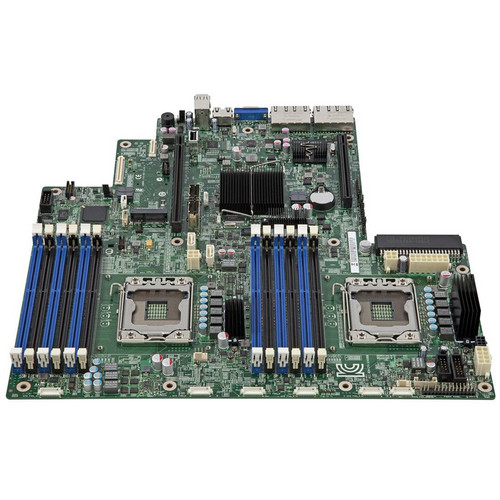 Intel R1304BB4DC Server System