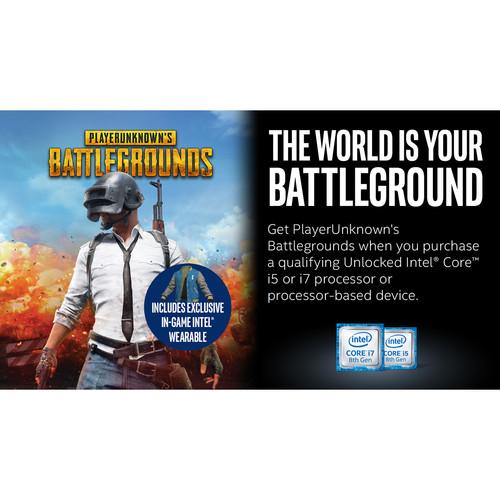 Intel PLAYERUNKNOWN'S BATTLEGROUNDS (Download)