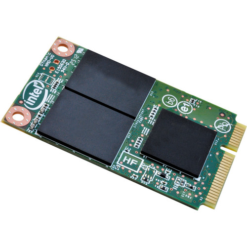 Intel 180GB 525 Series mSATA MLC Solid-State Drive