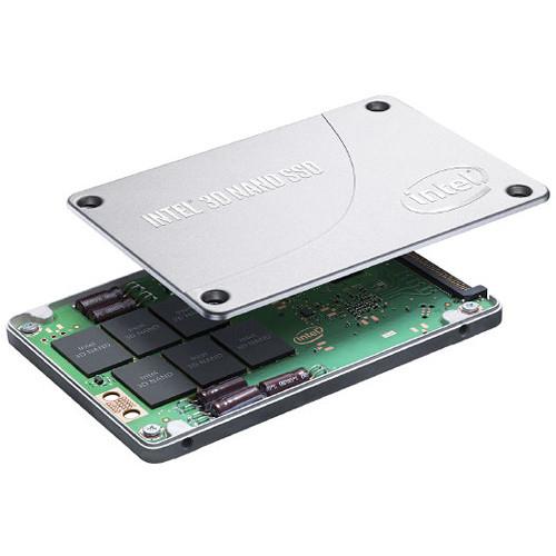 """Intel Dc P4501 500 Gb 2.5"""" Internal Ssd Pci Express - Plug-In Card"""