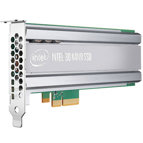 Intel 2TB DC P4600 1/2 Height PCIe 3.1 x4 Internal SSD