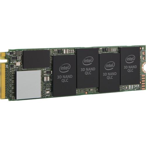 Intel 512GB 660P NVMe M.2 Internal SSD