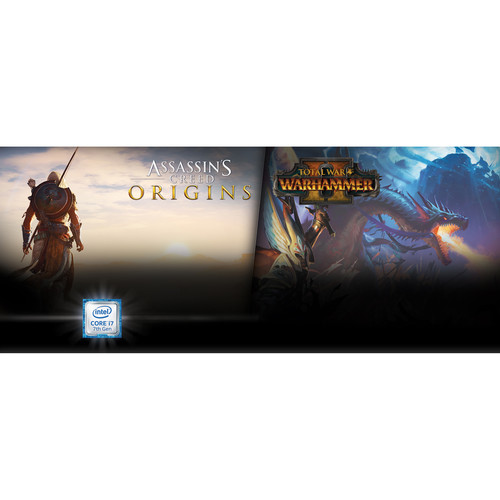 Intel Software Starter Pack with Assassins Creed: Origins and Total War: Warhammer II (Electronic Download)