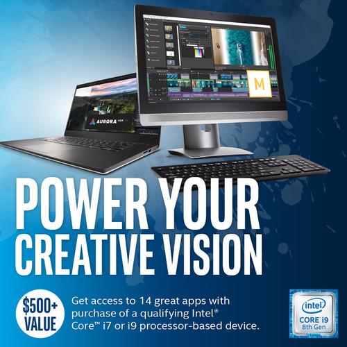 Intel Ultimate Creativity Pack
