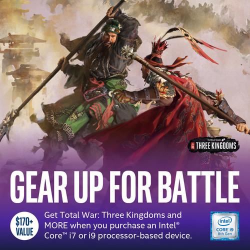 Intel WW Gaming Bundle