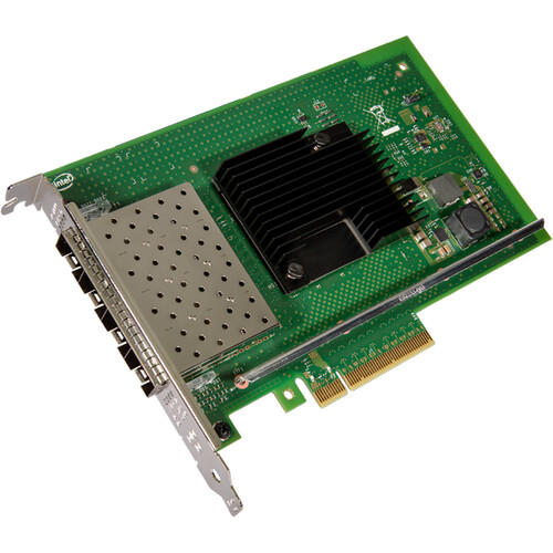 Intel X710 Quad-Port Ethernet Converged Network Adapter (1GbE / 10GbE)