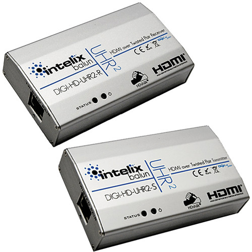 Intelix DIGI-HD-UHR2 HDMI Transmitter and Receiver Kit