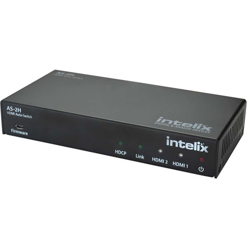 Intelix Dual HDMI Auto-Switcher with HDBaseT Output