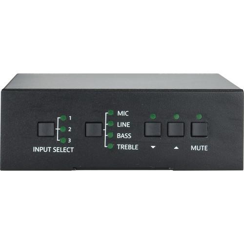 Intelix 3-Input 40W Class-D Speaker Amplifier