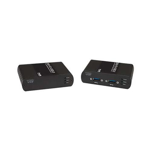 Intelix USB 3.0 over Fiber Optic Extender Set (328')