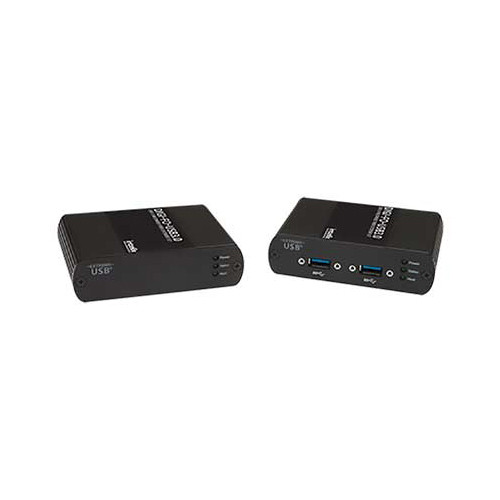 Intelix USB 3.1 Gen 1 over Fiber Optic Extender Set (328')