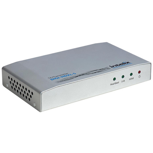 Intelix HDMI Extender Transmitter Unit over HDBaseT with Ethernet, RS232, Bi-Directional IR, and PoE (492')