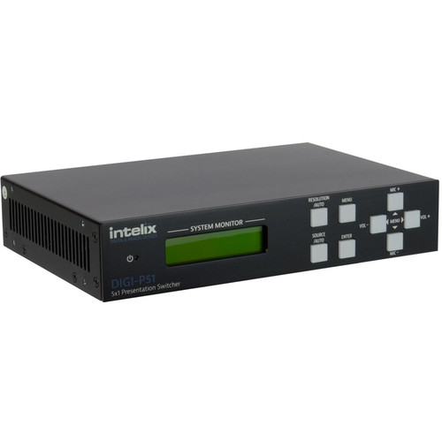 Intelix DIGI-P51 Presentation Switcher (5 x 1)