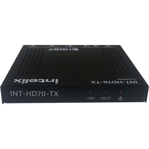 Intelix HDMI HDBaseT Extender Transmitter with PoH/IR/Control (Up to 230')