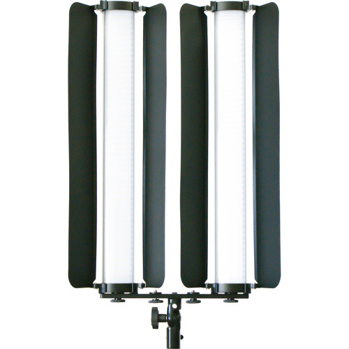 "Intellytech Light Stix Mini 2-Light Kit with Barndoors (19.75"")"