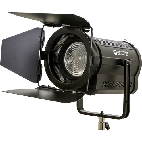 Intellytech Light Cannon F-165 Bi-Color High Output LED Fresnel with DMX