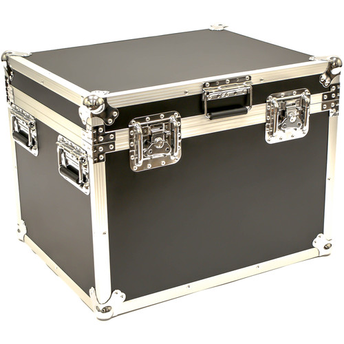 Intellytech IT-AC165 Aluminum Crushproof Case for 2 x F-165 Light Cannons (Black)