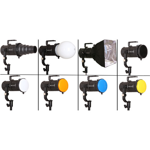 Intellytech Accessory Kit for Pocket Cannon LED Fresnel