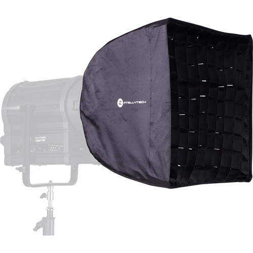 Intellytech Quick Setup Softbox for Light Cannon F-300 and F-485 LED Fresnels