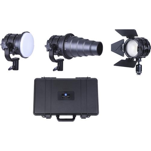 Intellytech Pocket Cannon Mini LED Daylight 3-Light Kit
