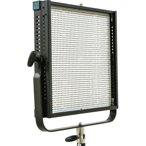 Intellytech Socanland Nova-CTD High-Power 1x1 Bi-Color LED Panel with Gold Mount Battery Plate