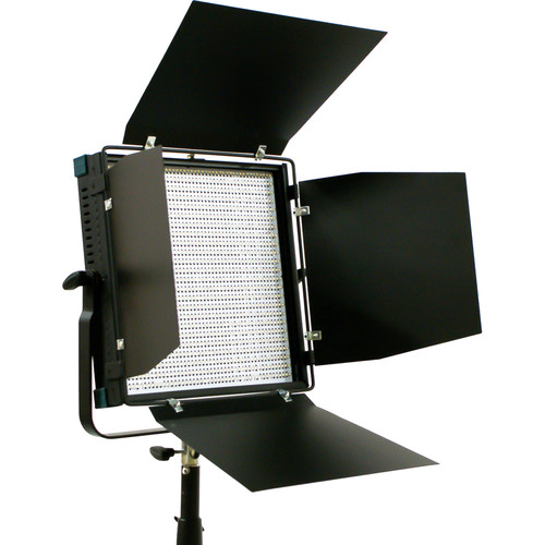 Intellytech Socanland Nova-CTD 60-Degree Flood High-Power 1x1' Bi-Color 100W LED Light Panel Kit (Gold-Mount)