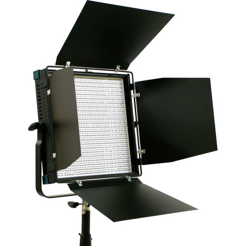 Intellytech Socanland 100CD Nova 5600K Daylight High-Power 1x1' 100W LED Light Panel with DMX (Gold-Mount)