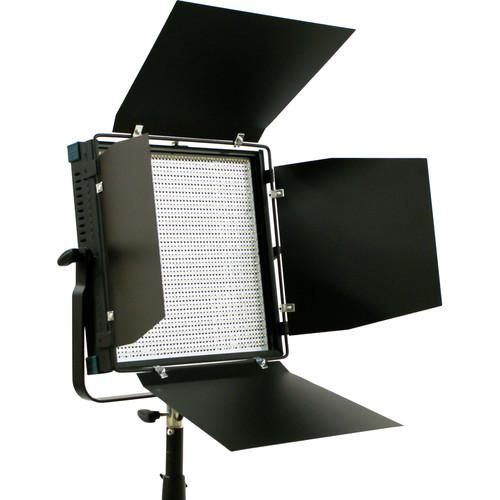 Intellytech Socanland 100CD Nova 5600K Daylight High-Power 1x1' 100W LED Light Panel with DMX Kit(Gold-Mount)