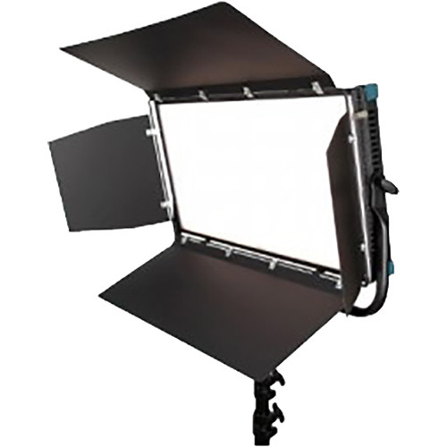 Intellytech Socanland D-100CTD Nova-Wide 1x2' Bi-Color 100W LED Light Panel with DMX  Kit (Gold-Mount)