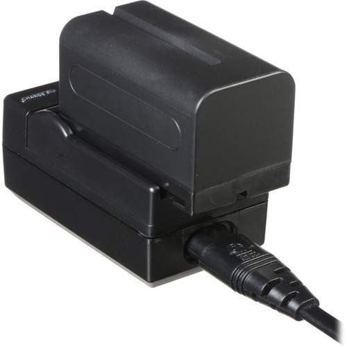 Intellytech NP-F750 L-Series-Type Lithium-Ion Battery and Charger Kit