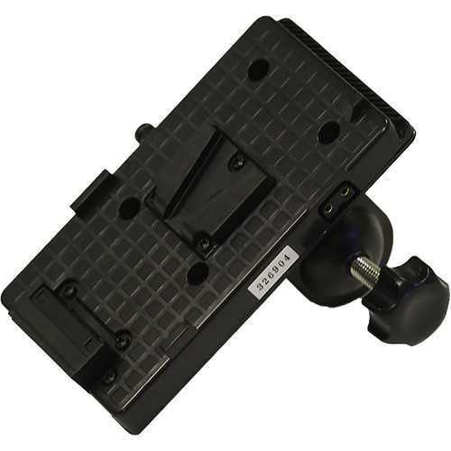 Intellytech SC-V V-Mount Battery Plate with Stand Clamp