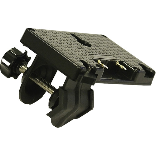 Intellytech SC-AB Gold Mount Battery Plate with Stand Clamp