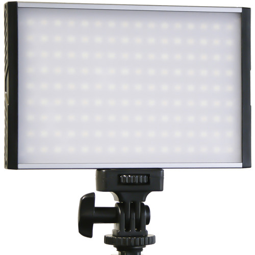 "Intellytech Nitro 15 Bi-Color On-Camera LED Panel Light (5.75 x 3.75"")"