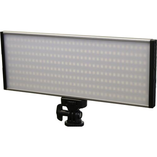 "Intellytech Nitro 30 Bi-Color On-Camera LED Panel Light (9.75 x 3.75"")"